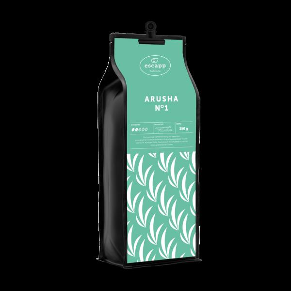 ARUSHA n⁰1 Länderkaffee Tansania